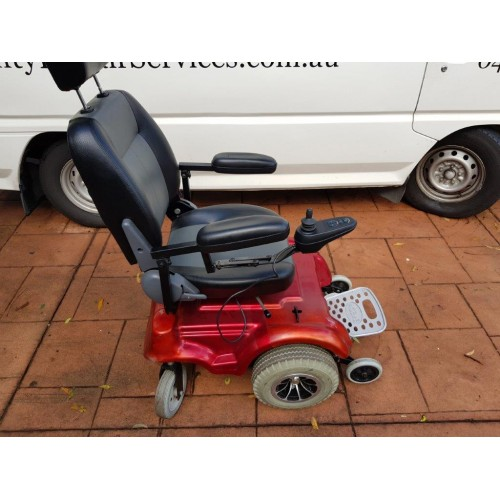 Preloved large acme Power Chair