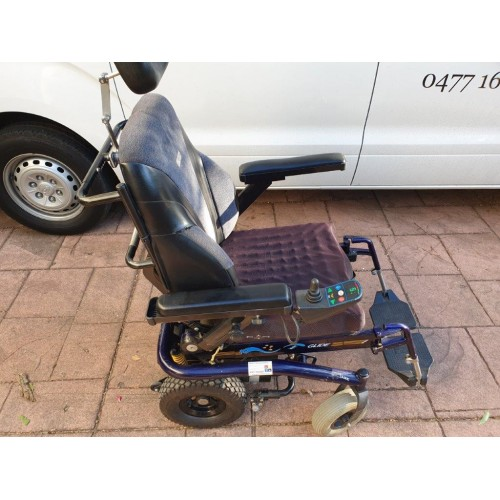 preloved glide 9 power chair