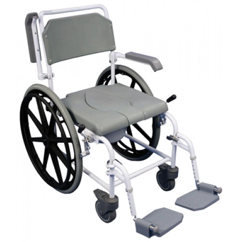 Bewl Self Propelled Shower Commode