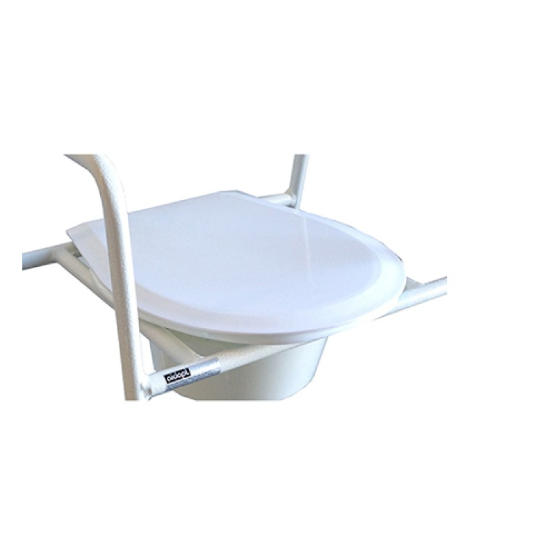 Seat Lid Over Toilet Aid
