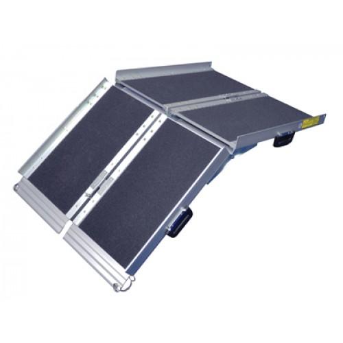 Tri-Fold Suitcase Ramp
