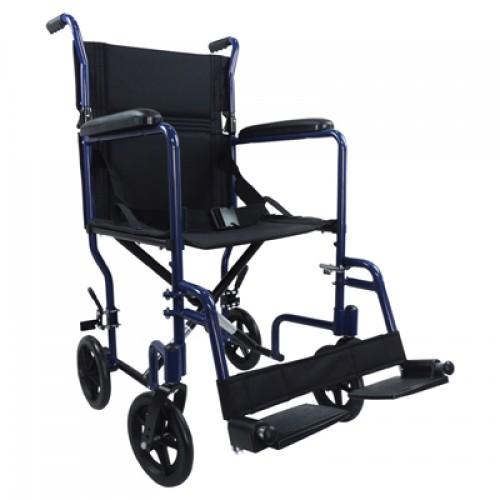 Aluminium Transport Wheelchair