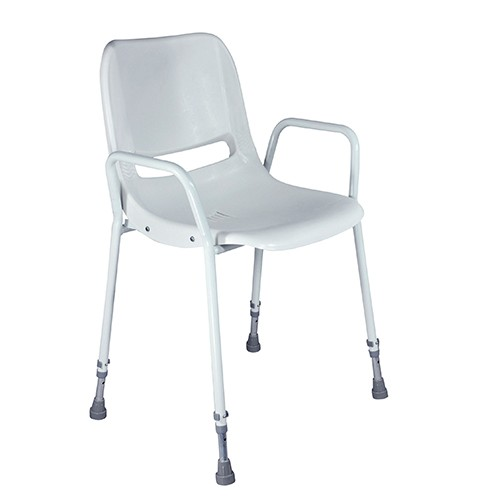 Milton Aluminium Shower Chair