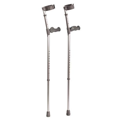 Elbow Crutches with Ergonomic Handle