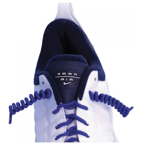 Curled Elastic Shoelaces