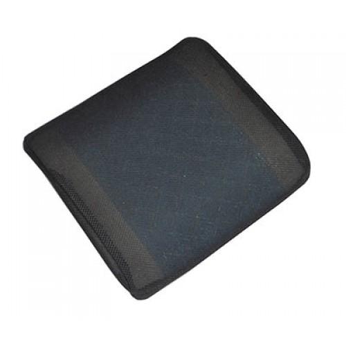 Memory Foam and Gel Lumbar Support