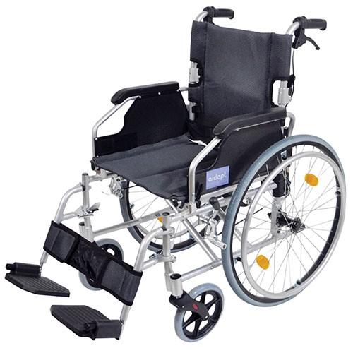 Deluxe Lightweight Self Propelled Wheelchair